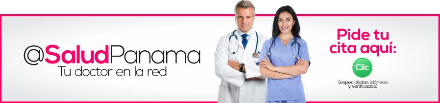 Pedir una cita médica en Panamá