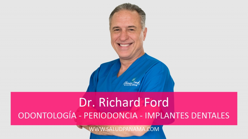 Dr. Richard Ford