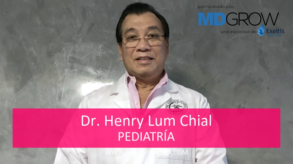 Dr. Henry Lum Chial