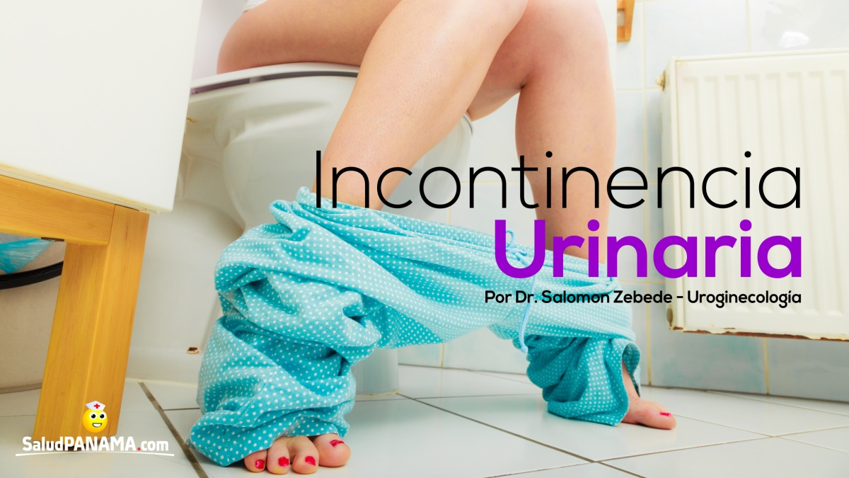 Incontinencia Urinaria Mixta