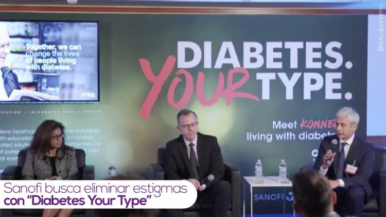 "Sanofi busca eliminar estigmas con ""Diabetes Your Type"""