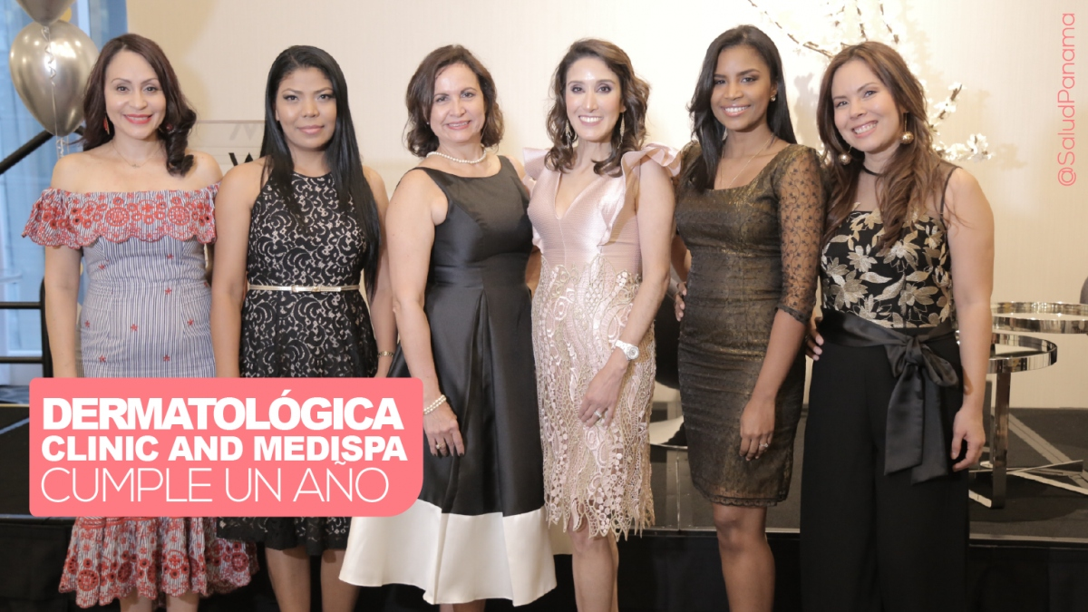 Dermatológica Clinic and MediSpa cumple un año